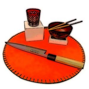 Coltelli in stile giapponese