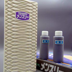 piastra da rettifica Mensuri comprensiva di polvere abrasiva di due diverse grane