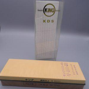 pietra combinata king KDS grana 1000/6000 particolare del doppio strato