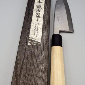 Takahashikusu Deba Shirogami#3 165 mm